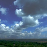 Мирное небо Кубани :: Александр Петров