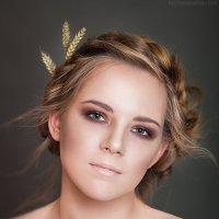 Пшеница :: Катерина Губа