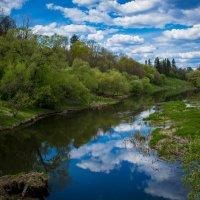 Небо на воде :: Андрей Романов