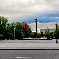 Площадь Выборгских полков :: Светлана