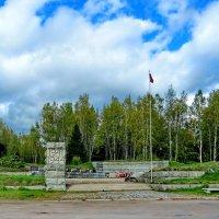 """Мемориал  """"Петровка"""" :: Светлана"""