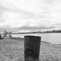 Бочка для мусора или огня :: Света Кондрашова