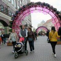 Московская весна 2016 :: Татьяна Нижаде