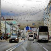 улицы московские :: Михаил Зобов