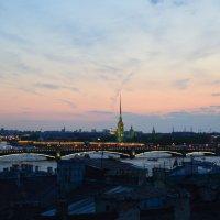 Взгляд с крыш... :: Екатерина Харитонова