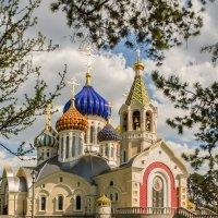 Храм в Переделкино :: Олег Савин