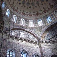 Стены Новой Мечети, Стамбул :: Lukum