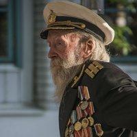 Капитан второго ранга :: Яков Реймер