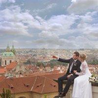 на крыше... :: Tatiana Khoroshilova