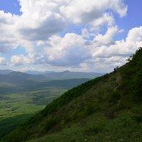 Вид с горы Шизе. :: Береславская Елена