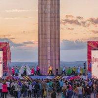Праздничный концерт в честь Дня Победы! :: Сергей Исаенко