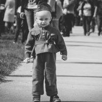 Маленький патриот :: Вадим Куликов