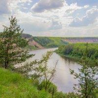 На повороте реки :: Юрий Стародубцев