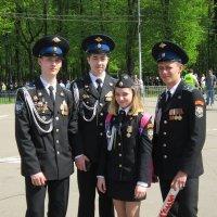 Кадеты-петровцы :: Дмитрий Никитин