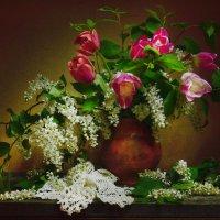 Люблю тебя, мой долгожданный май... :: Валентина Колова