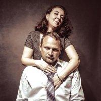 Дарья и Алексей . :: Андрей Якимюк