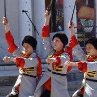 Едут,едут по Берлину наши казаки! :: A. SMIRNOV