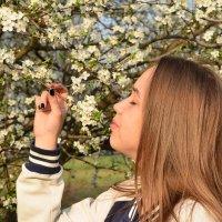 Вкушая запахи весны :: Татьяна Кретова