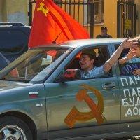 Автопробег  в День Победы :: Albina