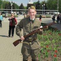 Защитник мирной стороны :: Дмитрий Никитин