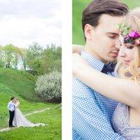 Диана и Андрей :: Нелля Фролкова