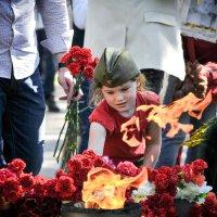 Вечный огонь-вечная память ! :: Андрей Куприянов