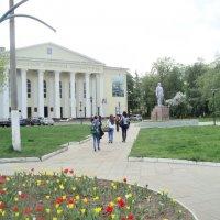 Майским днём В городе Люберцы. :: Ольга Кривых