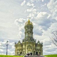 .Храм Зна́мения Богоро́дицы в Дубровицах! :: Маry ...