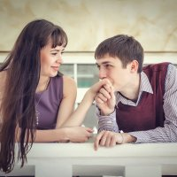 Наташа и Кирилл :: Андрей Молчанов