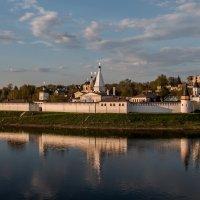 Старицкий Свято-Успенский монастырь :: Тимофей Черепанов