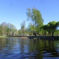 Городской парк в мае :: BoxerMak Mak