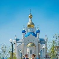 у церкви :: Елена Маргиева