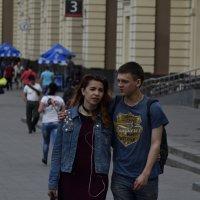 случайные прохожие :: Дмитрий Паченков