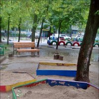 После дождичка во вторник :: Нина Корешкова