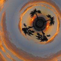 Два солнца южной планеты :: Lukum