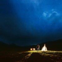 ночь в горах :: Константин Гусев
