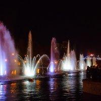 Световые фонтаны :: Сергей
