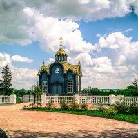 Часовня. :: Александр Селезнев