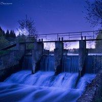ночной пейзаж :: Денис Шевчук