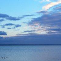 """озеро Неро. """"Рыбак на закате"""" :: Евгений Цап"""