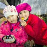 Счастье в мелочах :: Айнагуль Бекебаева