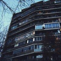 Высотка :: Пётр Баранов