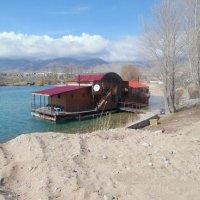 Дом на воде :: Андрей Солан