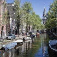 май в Амстердаме :: liudmila drake