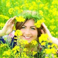 желтое счастье :: Yana Odintsova