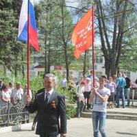 Знаменосцы. :: Михаил Попов