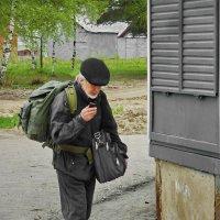 Путник (или путешественник) :: Валерий Талашов