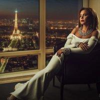 A Paris :: Елена Бедакова