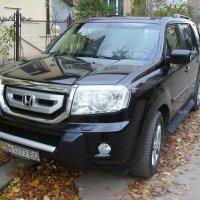 Honda :: Андрей  Васильевич Коляскин