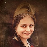ко дню победы :: PHOTOGRAPHER Evgeny Romashchenko